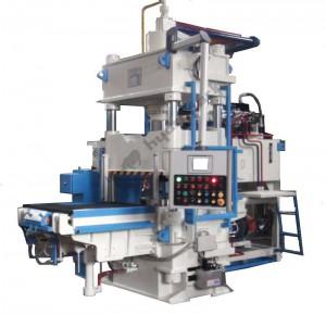 Hydraulic Four Pillar Press of 150T Cap