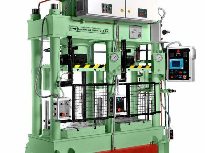 Hydraulic Moulding Press :HMP Series