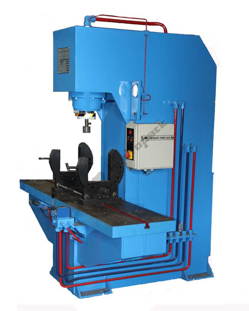 Hydraulic C-Type Press