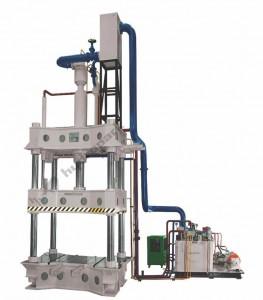 Hydraulic Four Pillar Type Presses